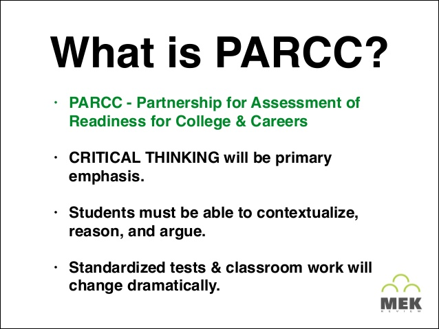 parcc defined