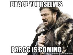 parcc is coming